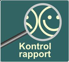 Kontrolrapport logo