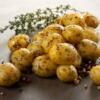 Stegte krydderkartofler