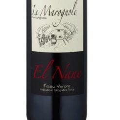 Le Marognole rødvin fra Slagter Lund