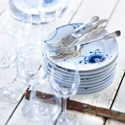 Slagter Lund frokost - royal copenhagen