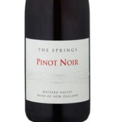 Pinot Noir, The Springs fra Slagter Lund
